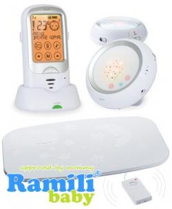 Видеоняни и радионяни с монитором дыхания