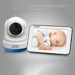 Видеоняня Luvion Supreme Connect 2 - новинка в ассортименте