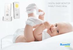 Радионяня Ramili Baby RA400: цифровая новинка