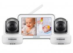 Видеоняня Samsung SEW-3043WP с несколькими камерами