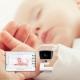 Видеоняни Moonybaby – качественная техника для наблюдения за детьми