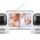 Видеоняня Samsung SEW-3043WP: полноценный комплект для наблюдения за ребенком