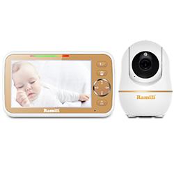 Видеоняня Ramili Baby RV600 для комфортного контроля детской