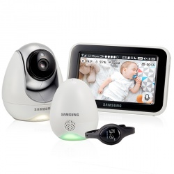 Wi-Fi видеоняни Samsung SEW-3053WP и SEW-3057WP