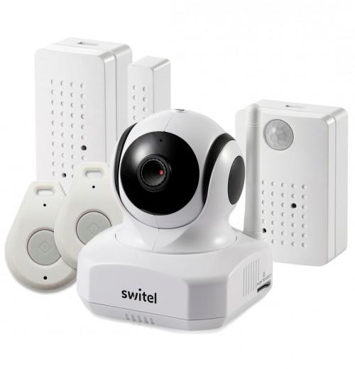 HD WiFi видеоняня Switel BSW220 (2 в 1) (цв. BSW220)