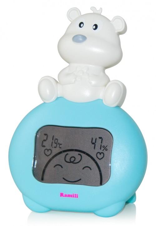 Термометр и гигрометр для детской комнаты Ramili Baby ET1003 (цв. ET1003)