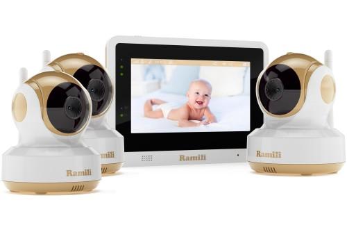 Видеоняня Ramili Baby RV1500X3