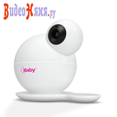 Видеоняня iBaby Monitor M6T (режим ночного видения, двусторонняя связь)