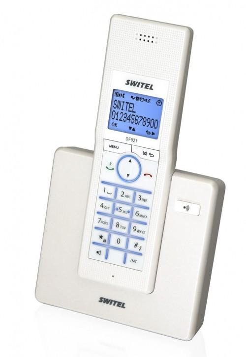 Радио-телефон Switel DF921 white