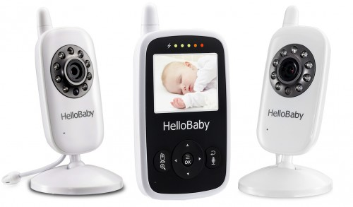 Видеоняня HelloBaby HB24X2 (2 камеры в комплекте)