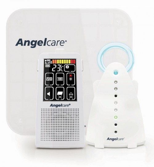 Радионяня с монитором дыхания Angelcare AC701