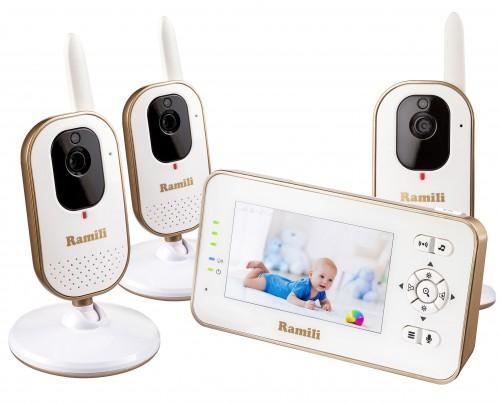 Видеоняня Ramili Baby RV350X3