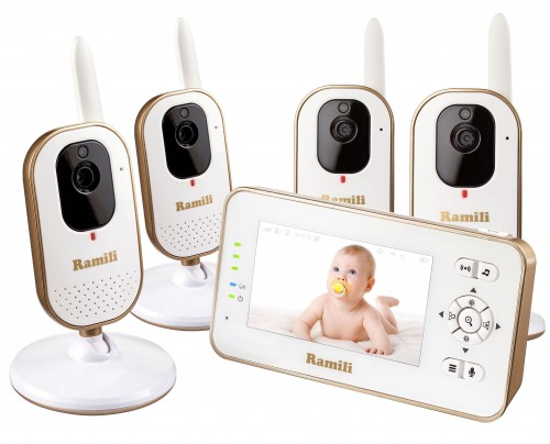 Видеоняня Ramili Baby RV350X4