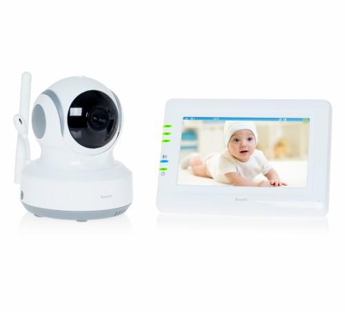 Видеоняня Ramili Baby RV900 (автоматические слежение, удалённый поворот)