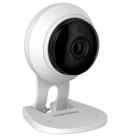Wi-Fi видеоняня Samsung SmartCam SNH-C6417BN (ультра-широкий обзор) (цв. SNH-C6417BN)