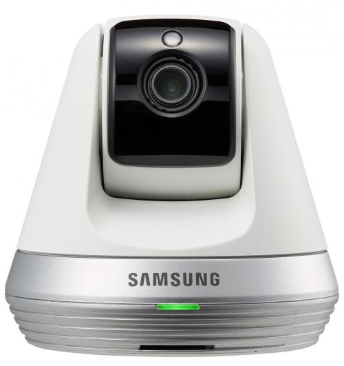 Wi-Fi Full HD 1080p камера видеонаблюдения Samsung SmartCam SNH-V6410PNW