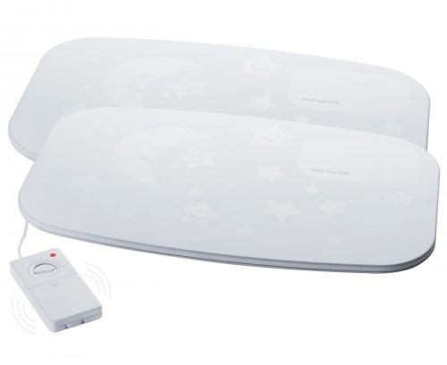 Комплект из двух мониторов дыхания Ramili Baby SP300100