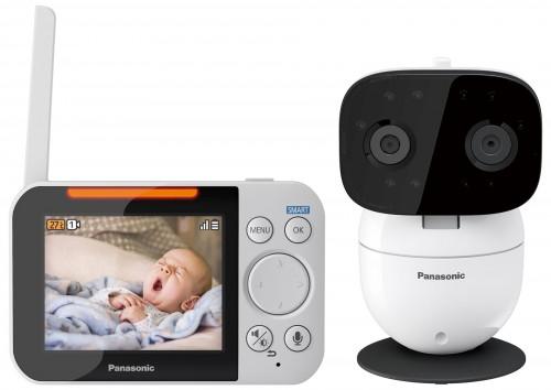 Видеоняня Panasonic KX-HN3001 (цифровая, DECT)