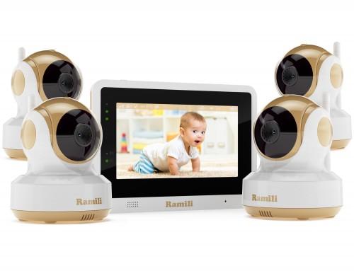 Видеоняня Ramili Baby RV1500X4
