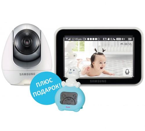 Видеоняня Samsung SEW-3053WP (Wi-Fi и FHSS) (цв. SEW-3053WP)