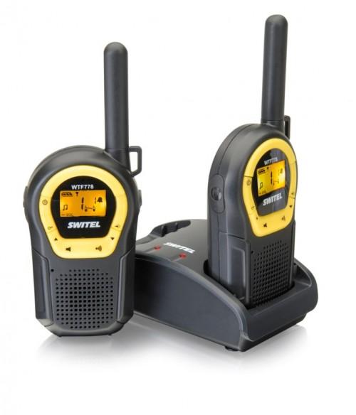 Рация Switel WTF778 (10 км, функция радионяни, «Беби мониторинг»)