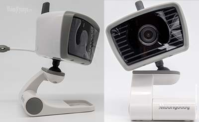 Камера видеоняни Moonybaby 55935