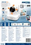 HD Wi-Fi видеоняня Switel