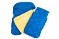 Детский меховой конверт в коляску Ramili Classic Blue